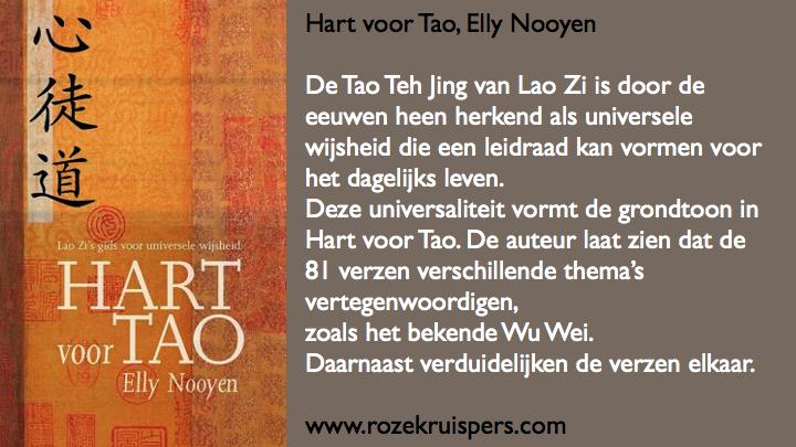 Hart voor Tao door Elly Nooyen