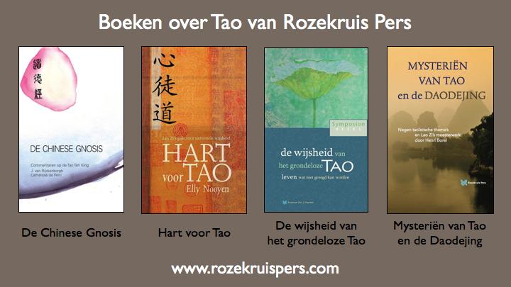 boeken over Tao van Rozekruis Pers.087