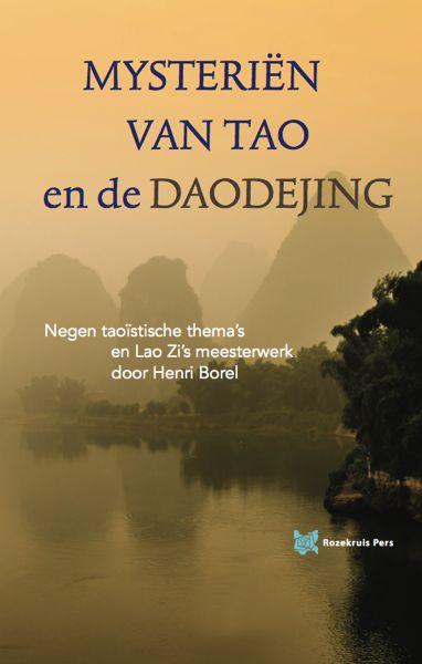 cover Mysterien van Tao en de Daodejing 600
