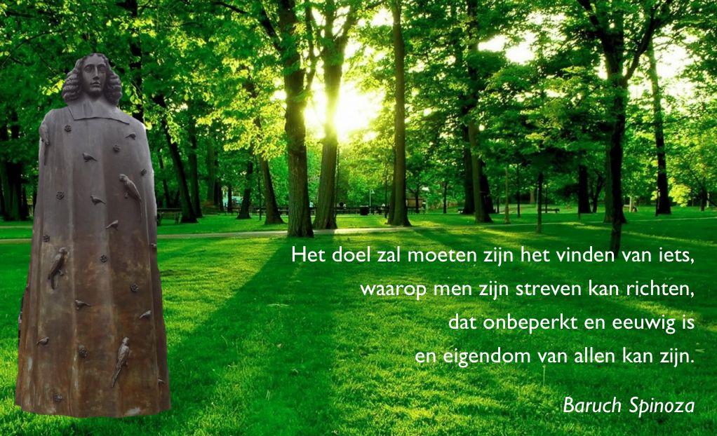 Citaten Spinoza : Spirituele teksten gratis online programma s van